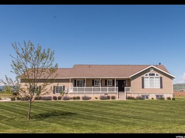 1140 S 1600 W, Lewiston, UT 84320 (#1521616) :: goBE Realty