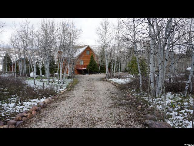 632 Conifer Dr #632, Oakley, UT 84055 (MLS #1521682) :: High Country Properties