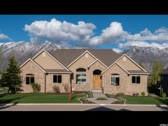 11582 N Skyline Dr, Highland, UT 84003 (#1521771) :: The Fields Team