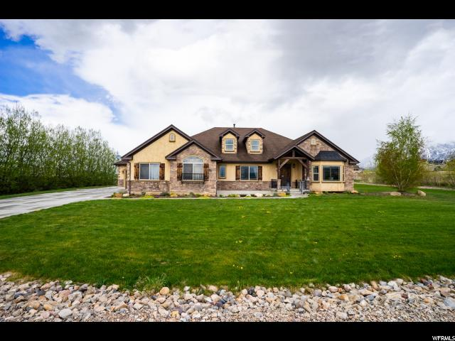 48 W Burraston Rd S, Mona, UT 84645 (#1521780) :: Big Key Real Estate