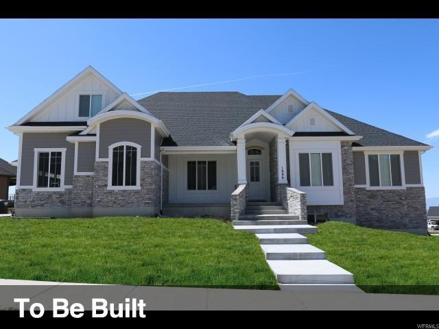 1092 N Christley Ln #41, Elk Ridge, UT 84651 (#1522020) :: Bustos Real Estate | Keller Williams Utah Realtors