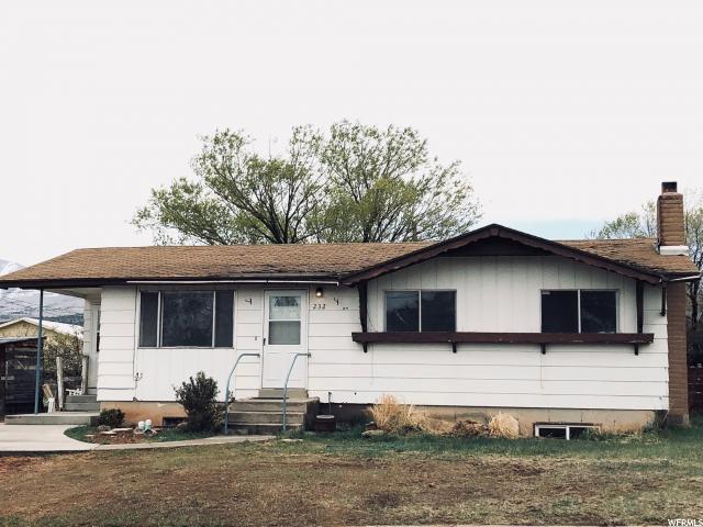 232 S 200 W, Monticello, UT 84535 (#1522031) :: Big Key Real Estate