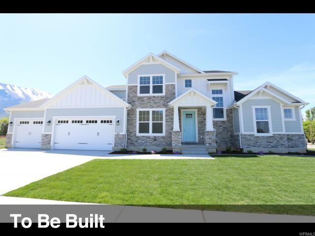 219 E Christley Ln #60, Elk Ridge, UT 84651 (#1522055) :: Bustos Real Estate | Keller Williams Utah Realtors