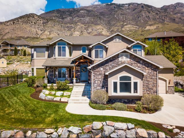 3366 W Bear Canyon Ln, Cedar Hills, UT 84062 (#1522129) :: R&R Realty Group