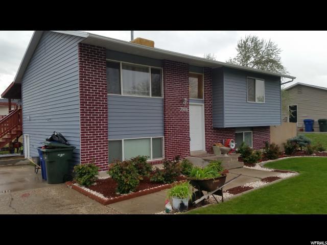 3988 S 6740 W, West Valley City, UT 84128 (#1522138) :: Bustos Real Estate | Keller Williams Utah Realtors