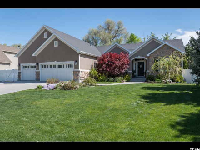 612 E Hourglass Cir, Draper, UT 84020 (#1522160) :: The Fields Team