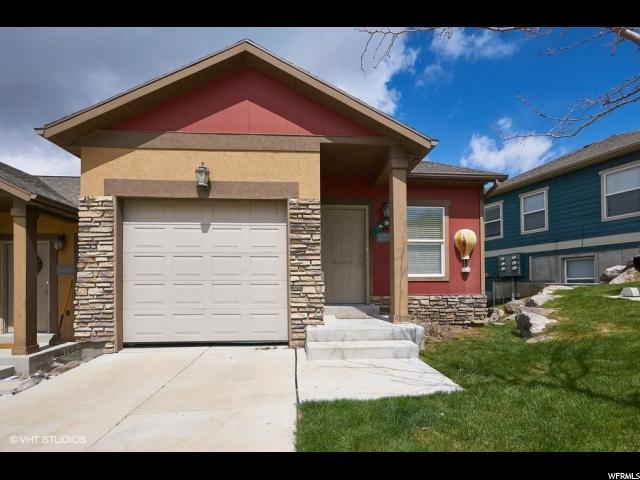 5052 Red Shale Rd W, Herriman, UT 84096 (#1522195) :: Red Sign Team