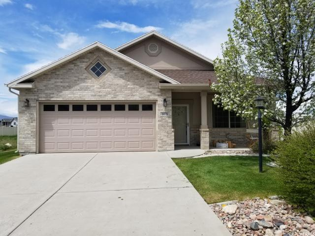 1073 W 2740 S, Nibley, UT 84321 (#1522224) :: Colemere Realty Associates