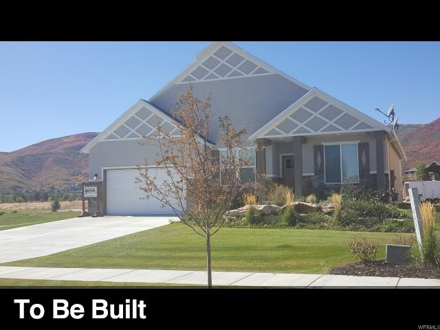 1238 N Canyon View Rd #17, Midway, UT 84049 (#1522254) :: The Fields Team