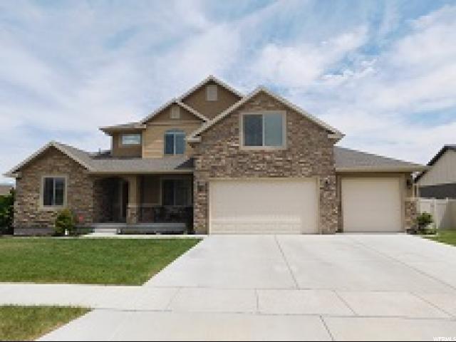 2738 S Spring Meadow Dr, Saratoga Springs, UT 84045 (#1522278) :: Big Key Real Estate