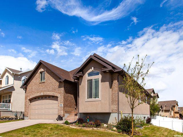 7078 W Dry Sycamore Ln S, West Jordan, UT 84081 (#1522341) :: Colemere Realty Associates