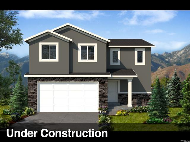 6774 W Sirius Pl S #8, West Jordan, UT 84081 (#1522347) :: Big Key Real Estate