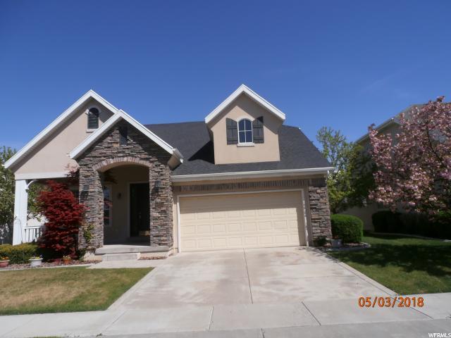 1402 W Renaissance Pl S, Pleasant Grove, UT 84062 (#1522438) :: Big Key Real Estate