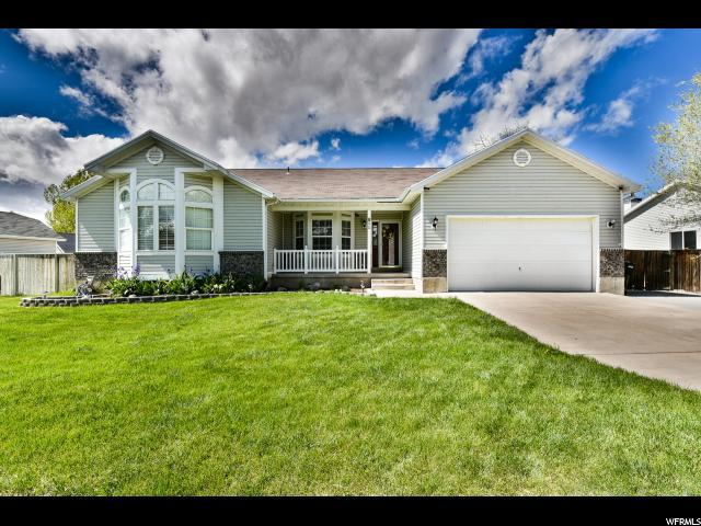811 W Country Clb N, Stansbury Park, UT 84074 (#1522538) :: The Fields Team
