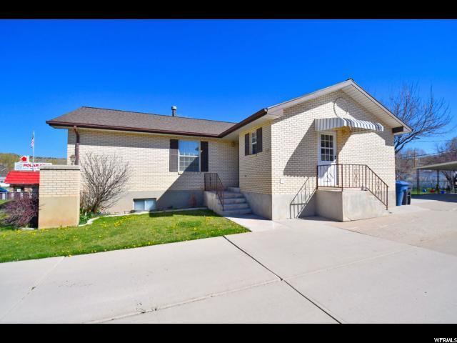 118 N Main St, Coalville, UT 84017 (#1522742) :: Big Key Real Estate