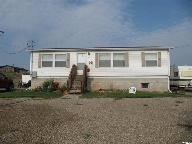 1511 W Gordon Creek Rd, Price, UT 84501 (#1522756) :: Red Sign Team