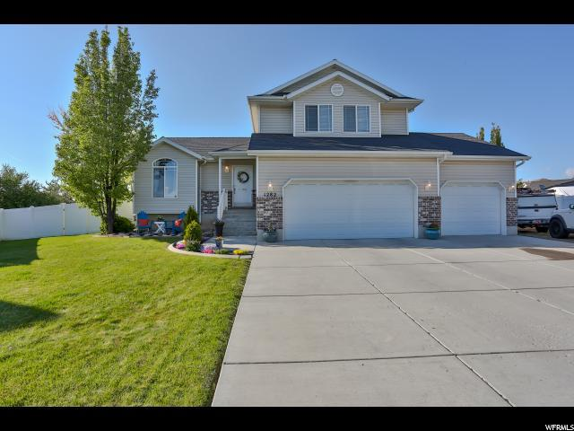 1282 S 1600 W, Syracuse, UT 84075 (#1522794) :: Big Key Real Estate