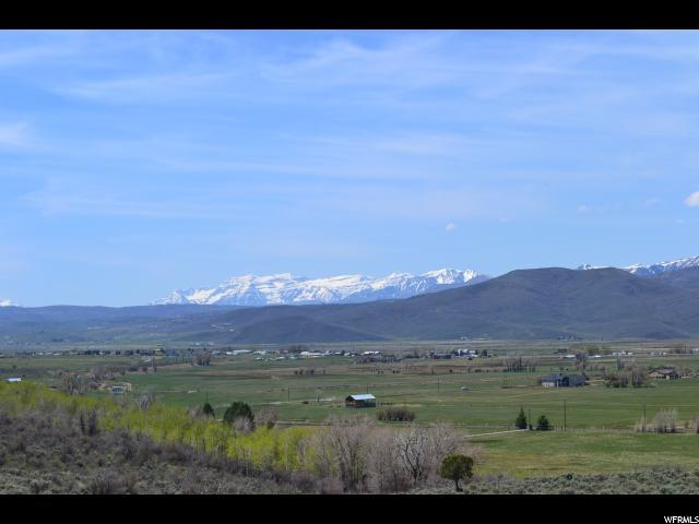 4594 N Sunset Rd E, Oakley, UT 84055 (#1522899) :: Exit Realty Success