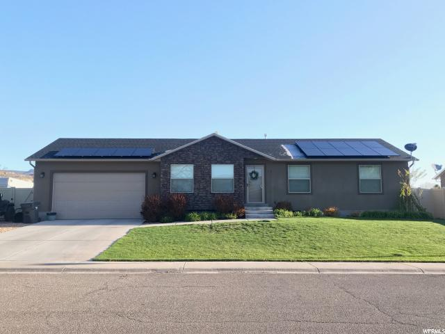 570 W 1000 S, Richfield, UT 84701 (#1522944) :: Big Key Real Estate