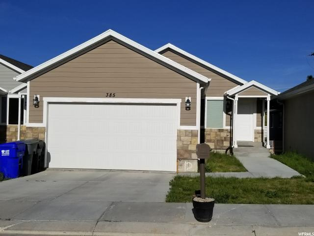 385 S Utah Dr, Grantsville, UT 84029 (#1522953) :: Bustos Real Estate | Keller Williams Utah Realtors