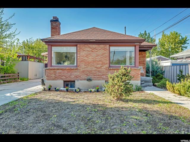 1030 E Garfield Ave S, Salt Lake City, UT 84105 (#1522968) :: Colemere Realty Associates