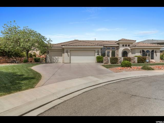 1335 N Springfield Ct, Washington, UT 84780 (#1522989) :: Exit Realty Success
