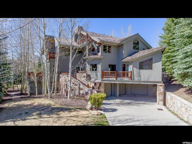 2685 Daystar Cir, Park City, UT 84060 (#1522994) :: Colemere Realty Associates