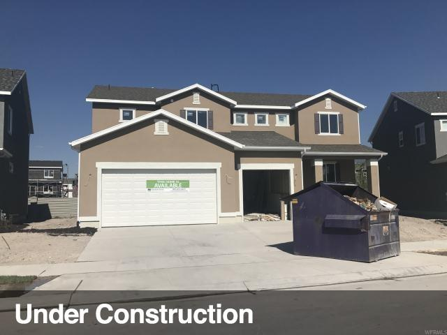 512 N 220 E Lot158, Vineyard, UT 84058 (#1523003) :: Big Key Real Estate