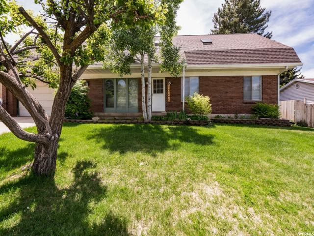 38 E 3300 S, Bountiful, UT 84010 (#1523033) :: Big Key Real Estate