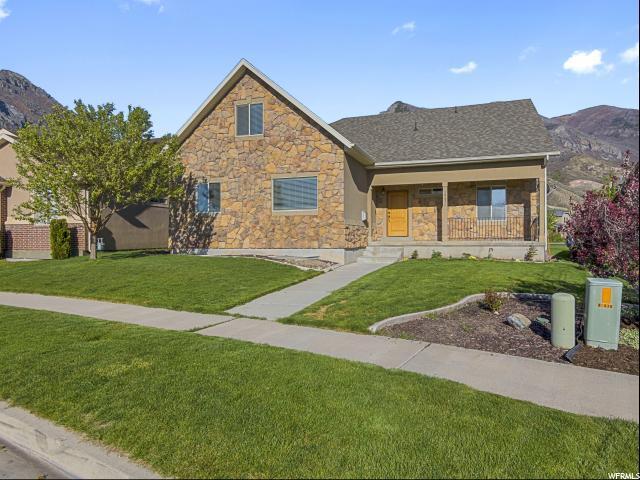 10678 N Hayes Cir, Cedar Hills, UT 84062 (#1523080) :: R&R Realty Group