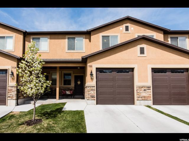 755 S 70 E, Smithfield, UT 84335 (#1523084) :: Big Key Real Estate