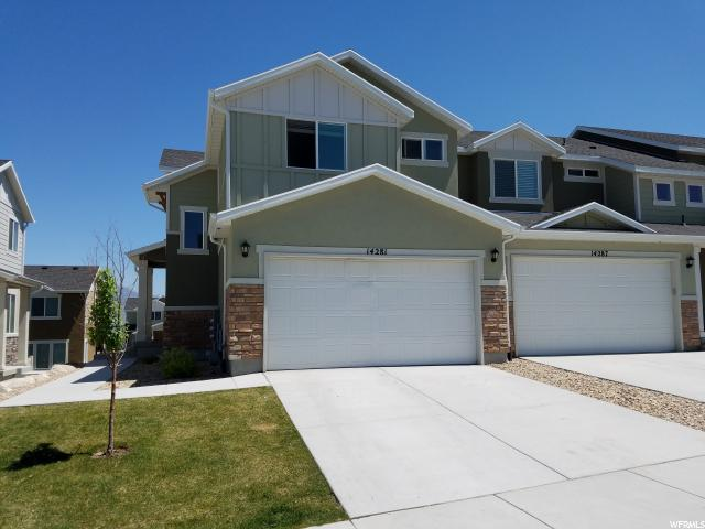 14281 S Meadow Rose Dr W, Herriman, UT 84096 (#1523141) :: Colemere Realty Associates