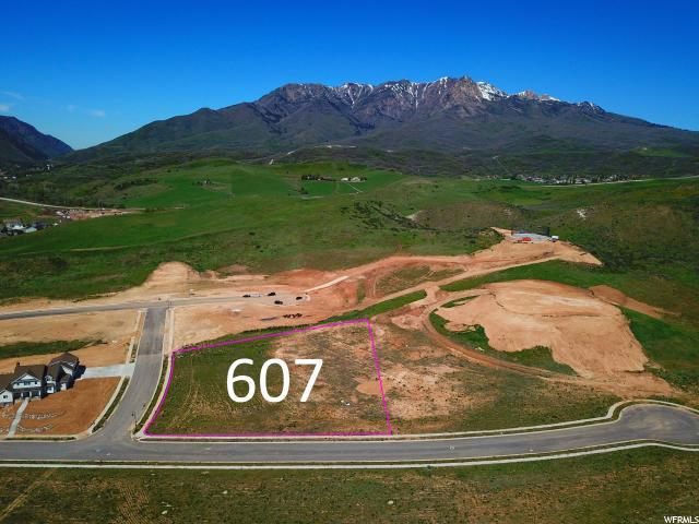 6189 N Horseshoe Hollow Ln W, Mountain Green, UT 84050 (#1523260) :: Big Key Real Estate