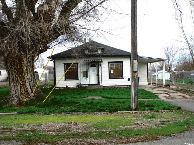 61 W 100 S, Wellsville, UT 84339 (#1523284) :: Colemere Realty Associates