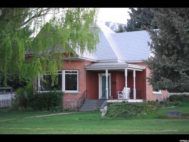 31 S 100 W, Wellsville, UT 84339 (#1523315) :: Colemere Realty Associates