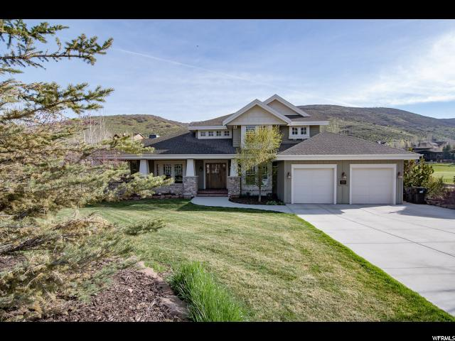 3530 N Homestead Rd W, Park City, UT 84098 (#1523334) :: Exit Realty Success