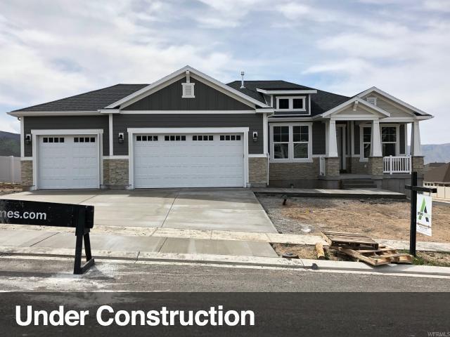 1095 N Christley Ln #30, Elk Ridge, UT 84651 (#1523382) :: Bustos Real Estate | Keller Williams Utah Realtors