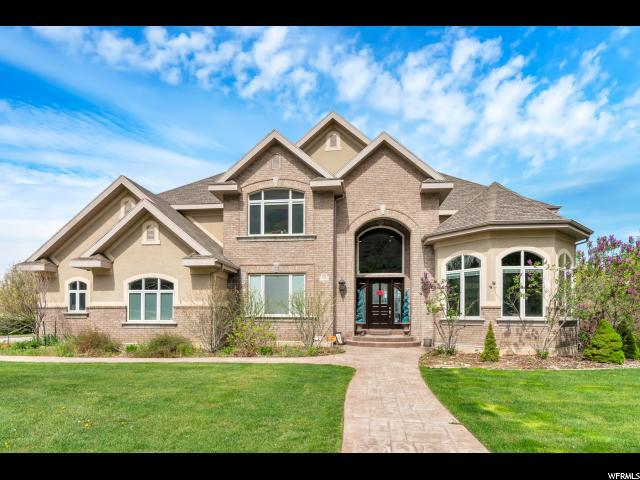 125 N Country Manor Ln E, Alpine, UT 84004 (#1523494) :: The Fields Team