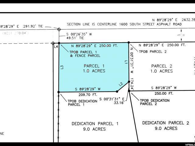 500 E 1600 S, Lewiston, UT 84320 (#1523514) :: Bustos Real Estate   Keller Williams Utah Realtors