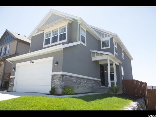2827 W Hidden Moose Ln N, Lehi, UT 84043 (#1523549) :: Bustos Real Estate | Keller Williams Utah Realtors