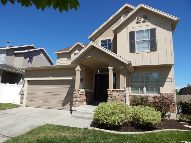 7527 S Valley Maple, West Jordan, UT 84081 (#1523570) :: RE/MAX Equity
