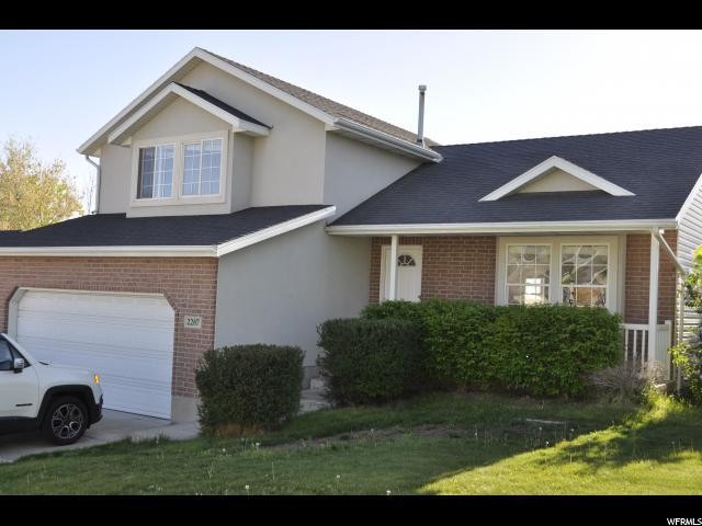 2287 N 10 W, Layton, UT 84041 (#1523654) :: Eccles Group