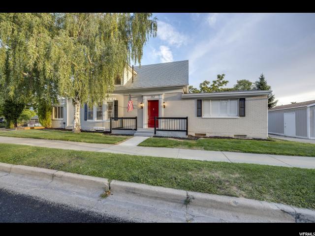 382 E 7TH Ave N, Salt Lake City, UT 84103 (#1523670) :: Colemere Realty Associates
