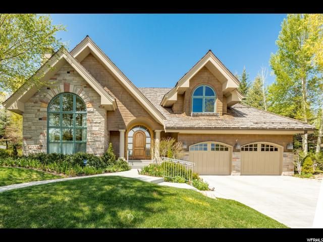 75 Thaynes Canyon Dr, Park City, UT 84060 (#1523714) :: Colemere Realty Associates