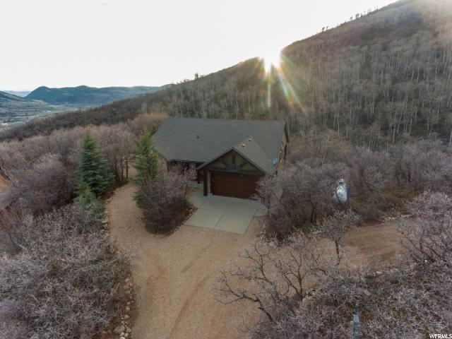 57 Sunrise Ridge #57, Oakley, UT 84055 (MLS #1523780) :: High Country Properties