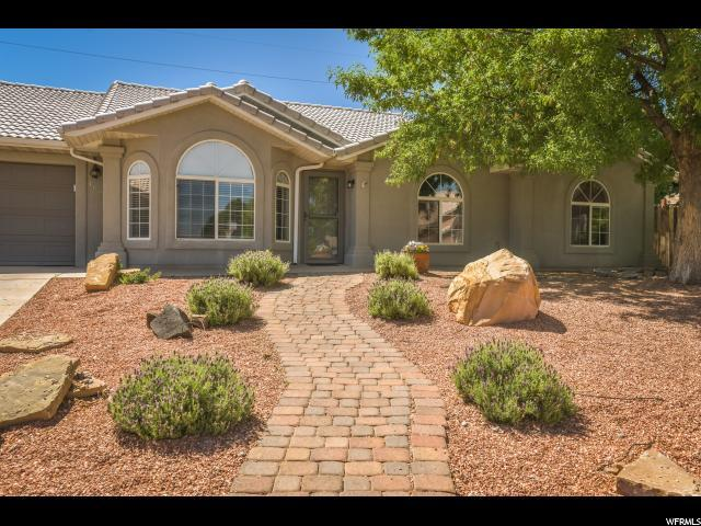 109 N 2790 E, St. George, UT 84790 (#1523885) :: Exit Realty Success