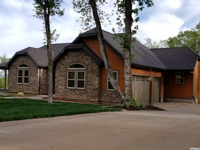 1245 S Eagle Nest Dr, Woodland Hills, UT 84653 (#1523890) :: Big Key Real Estate