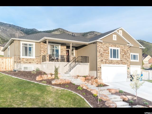 3088 N Mahogany Valley Rd, North Logan, UT 84341 (#1523907) :: Big Key Real Estate