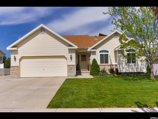 6487 S Mount Whitney Ln, West Valley City, UT 84118 (#1523983) :: Exit Realty Success