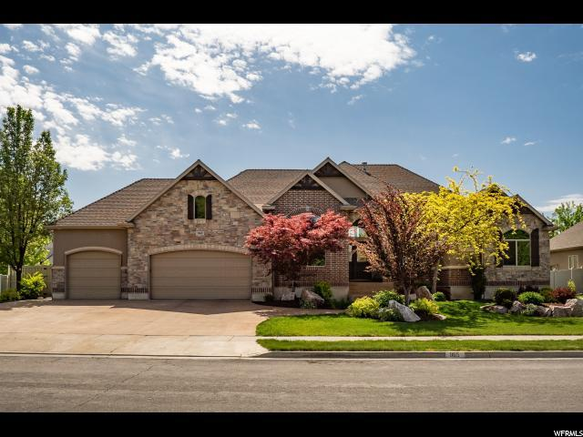 965 W Chester Ln. S, Kaysville, UT 84037 (#1524000) :: Exit Realty Success